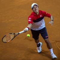 Kyrgios ousts Federer at Madrid Open; Nishikori advances
