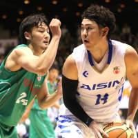 Kanamaru explodes in Game 3 to put SeaHorses on brink of NBL title