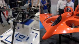 [VIDEO] International Drone Expo 2015