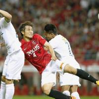 Urawa shows mettle in victory over Kashima