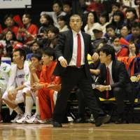 Finished in Iwate: Veteran coach Dai Oketani, who guided the Iwate Big Bulls to a 115-41 record and three straight trips to the playoffs, is leaving the team after three seasons. | THE JAPAN TIMES