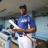 Former MLB, NPB star Franco staying busy as player-manager in Japanese independent league