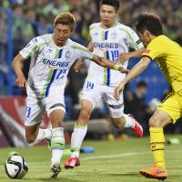 Shonan earn point in stalemate with Kashiwa