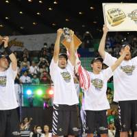 Aisin beats Toyota, wraps up NBL title