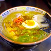 A hearty bowl of ramen satisfies both the body and soul. | MAKIKO ITO