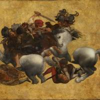 'Leonardo da Vinci and the Battle of Anghiari'
