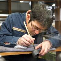Japanese craftsmen from Hokkaido to Okinawa brush up their skills, hoping to hand down their techniques to the next generation. A few craftsmen will demonstrate their techniques at the Expo Milano 2015, alongside displays of their new products that match changes in society.   JAPAN PAVILION PR