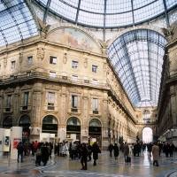 The Galleria Vittorio Emanuele II is one of the world's oldest shopping malls. | FOTOTECA ENIT/VITO ARCOMANO