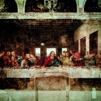 'The Last Supper' is a late 15th-century mural by Leonardo da Vinci in the refectory of the Convent of Santa Maria delle Grazie in Milan. Due to the methods used and a variety of environmental factors, the masterpiece has undergone numerous restorations over the years. The last restoration took 21 years and the painting was returned to display in 1999. The masterpiece can be viewed as long as reservations are made in advance. | DE AGOSTINI PICTURE LIBRARY