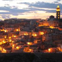 Magical lights of Sassi di Matera | APT BASILICATA