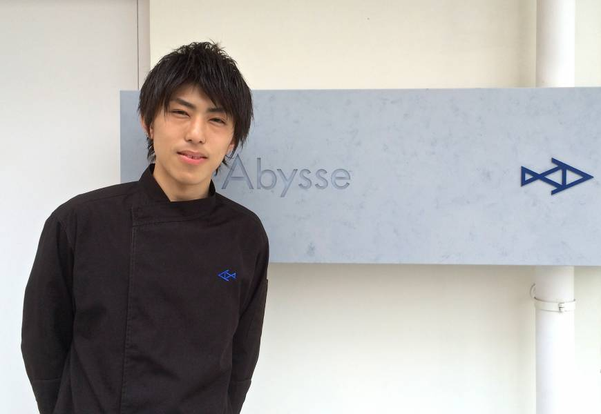 Already wowing taste buds at age 29, Abysse owner and chef Kotaro Meguro is one to watch. | ROBBIE SWINNERTON