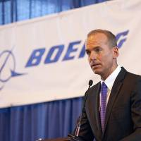 Boeing President Muilenberg to take over controls from CEO McNerney