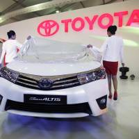 Toyota finds air bags in demand on India's deadly roads