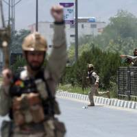 U.N. envoy sounds alarm: Taliban, Islamic State, other insurgents massing in Afghanistan