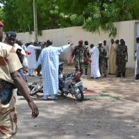 Chad suicide bombings targeting police laid to Boko Haram; 23 killed