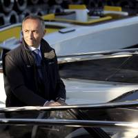 Slowboat to China: No quick fix for luxury yacht firm Ferretti