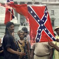 For many black Americans, Confederate flag debate merely a distraction