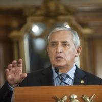 Guatemala opens corruption probe against president