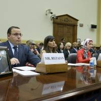 Kin press Congress to gain release of Americans held by Iran