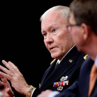 Top general says U.S. looking to build more bases in Iraq in fight against Islamic State