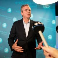 Bush campaign 'Jeb!' set to start, just awaits his signal
