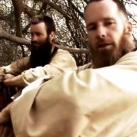 AQIM video shows English-accented jihadi with apparent Western captives in April