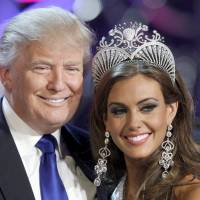 Univision pulls plug on Miss USA pageant after candidate Trump's Mexico slur