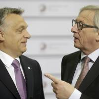 On European Commission leader's watch list, EU struggles to curb Hungary's Orban