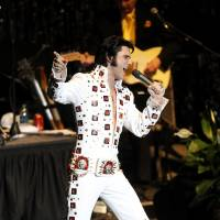 Graceland-bound: Burnin' love as Brazil lawyer 'Di Light' bags Tupelo Elvis tribute contest
