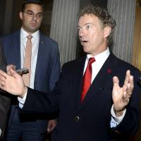 Lawmakers pile blame on Rand Paul for forcing counterterrorism provision to lapse