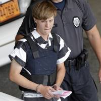 South Carolina shooting suspect ranted about blacks 'taking over the world'