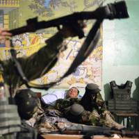 History becomes a weapon in Russia-West rift over Ukraine