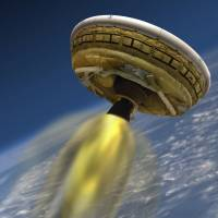 NASA prepares to test super-huge supersonic-decelerator parachute in flying saucer launch