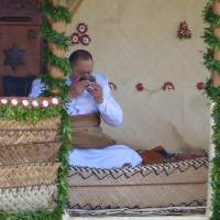 Tongans begin coronation festivities with kava ceremony