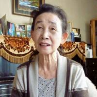 Wartime child evacuee from Tokyo recalls hunger in countryside