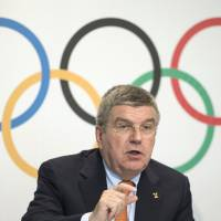 IOC wants stadium plan finalized by end of July