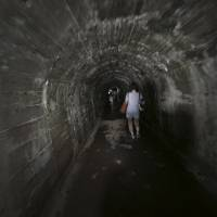 Secret navy bunker in Yokohama gives a glimpse of WWII's final days