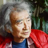 Maestro Ozawa hopes Japan will remain a country of peace