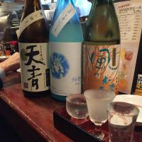 The government is considering defining Japanese sake as a home-brewed alcoholic drink derived from domestically grown rice. | MARK THOMPSON