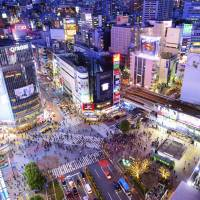 Shibuya Ward in Tokyo plans to ban cars from two of its busiest streets on weekends again. | ISTOCK