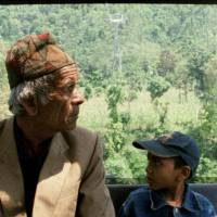 Life inside a Nepalese cable car in 'Manakamana'