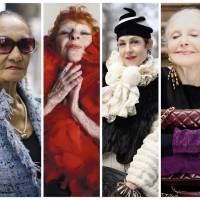 Surviving flamboyantly in a super-aged society