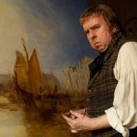 An ill-mannered hunt for fleeting beauty in Mike Leigh's 'Mr. Turner'