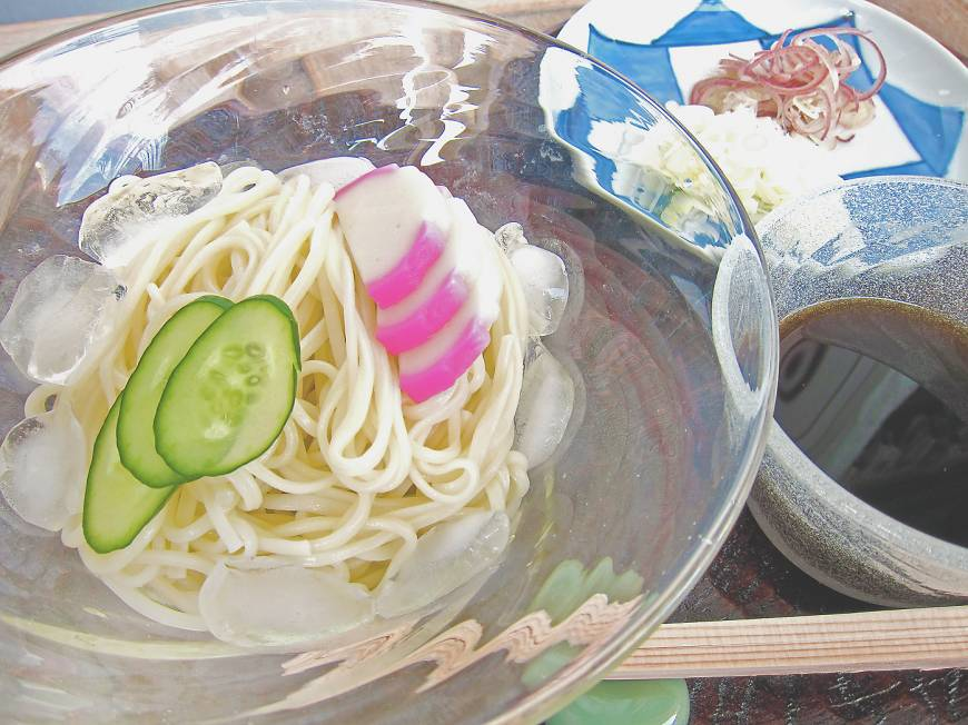 A short history of Japan's long noodles