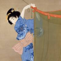 Painting women of Japan
