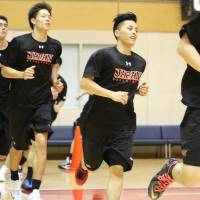 Future looking bright for Japanese men's basketball