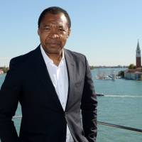 Curator Okwui Enwezor tackles grim realities at Venice Biennale, while Japan sticks to tired festival formula