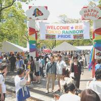 Yoyogi and Hisaya Odori parks get cultured during the summer