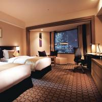 An executive deluxe room.