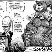 Opposing Russian aggression